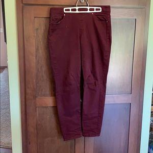 Gloria Vanderbilt Avery pants